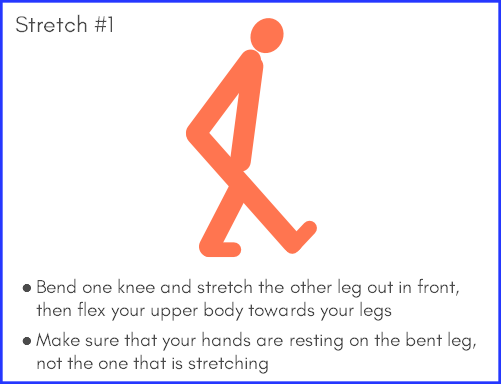 Best hamstring stretches #1