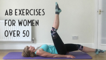 Ab exercises for women over 50 printable workout