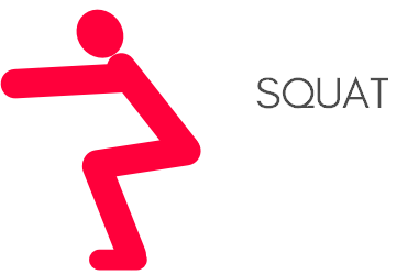 14 day workout challenge SQUAT