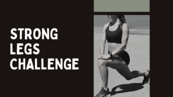 strong legs challenge