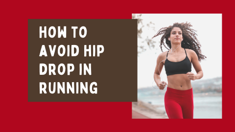 how to avoid hip drop in running
