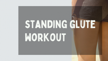 standing glute workout