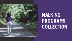 walking programs collection