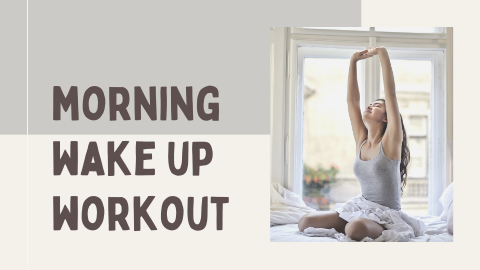 morning wake up workout