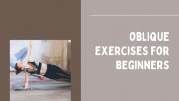 Oblique exercises for beginners workout